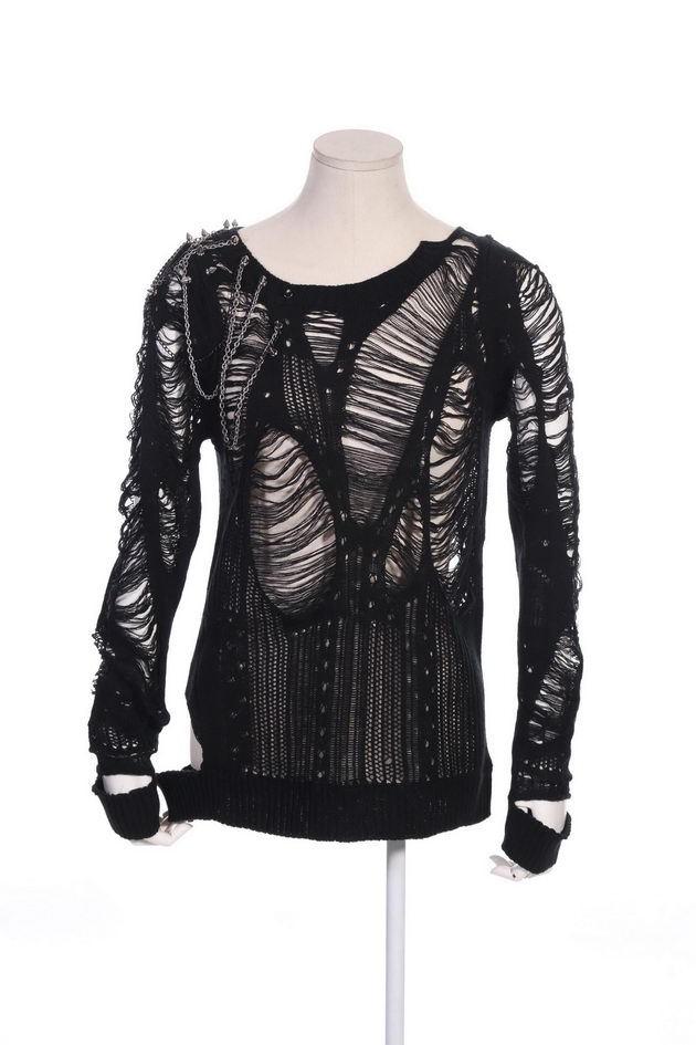 com : Buy Rq bl Punk Clothing Rock Unisex Pullovers Heavy Metal ...