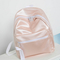 Pink glossy luxe leisure backpack · damselkate · online store powered by storenvy