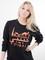 Habibi dubai print sweater – glamzelle