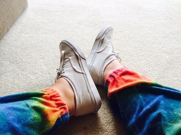 rainbow the dye