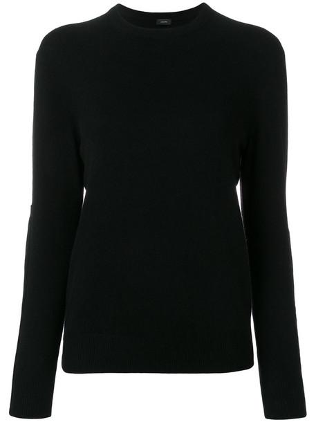 Joseph sweater women black
