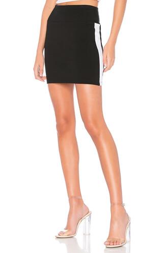 skirt mini skirt mini athleisure white black