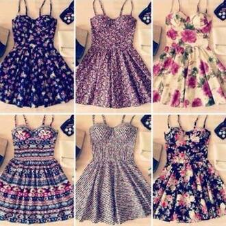 dress skater dress bustier dress printed dress nail polish pajamas bag