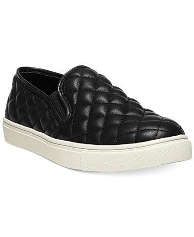 2653b83237f Steve Madden Women's Ecentric-Q Platform Sneakers - Sneakers - Shoes -  Macy's