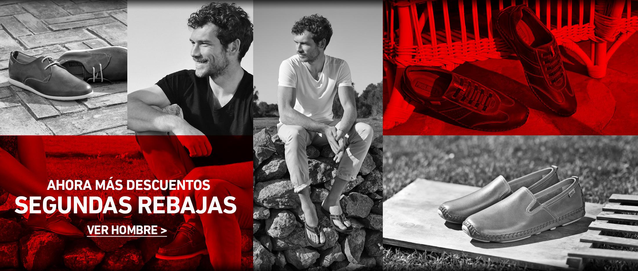 Tienda online oficial Pikolinos: zapatos y botas para hombre y mujer