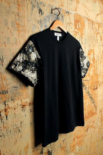 shirt t-shirt print back and print top top topshop