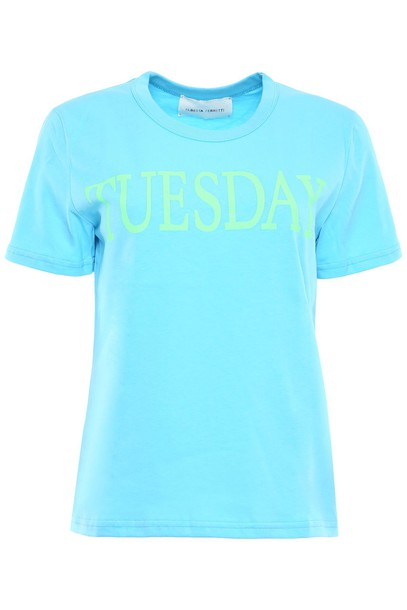 Alberta Ferretti t-shirt shirt t-shirt light top