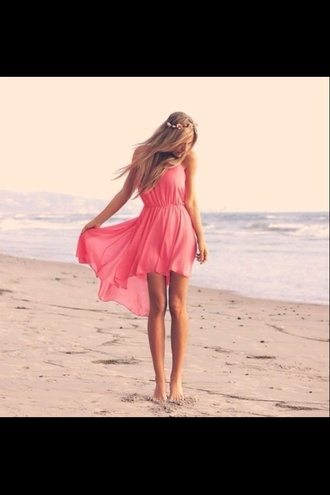 dress pink dress pink short dress long dress short long dress summer dress spring dress cute dress