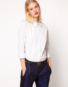 ASOS | ASOS 3/4 Sleeve Shirt at ASOS