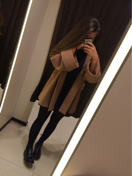jacket zara jacket coat brown hipster
