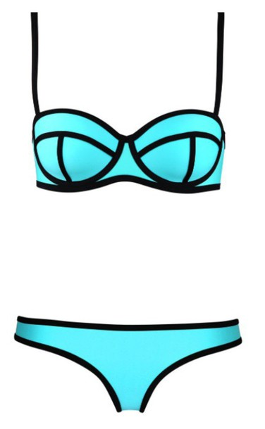 swimwear triangle bikini