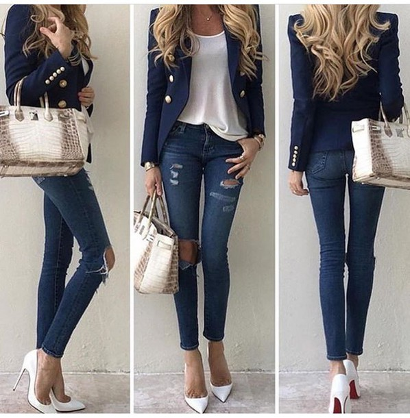 outfits with heels Cute