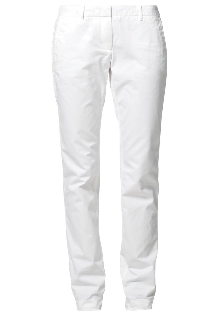 Tommy Hilfiger KENSINGTON ROME - Chinos - white - Zalando.co.uk