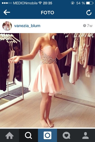 dress promdress pink dress virgin