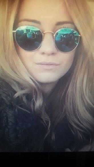 sunglasses sunglass mirrored sunglasses round sunglasses