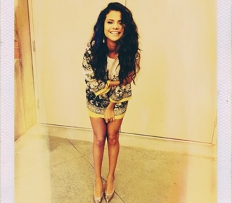 dress selena gomez sweater dress multicolored dress sweater pattern style yellow dress white dress short dress prom dress yellow mini dress