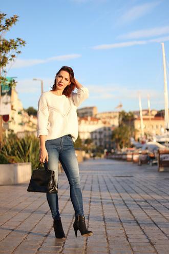 estelle blog mode blogger jeans shoes