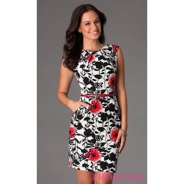 dress high-low dresses print evening dress short shorts black dress