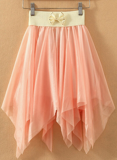 Pretty Chiffon Summer Short Skirt, Short Skirts, Summer Skirt, Skirt on Luulla