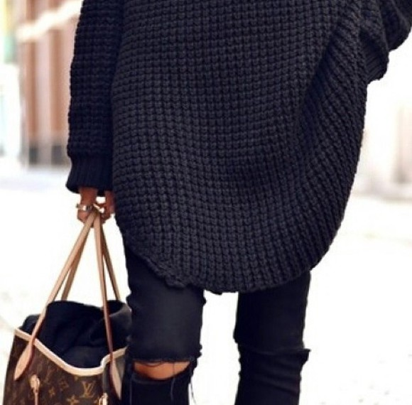 knit sweater style knit sweater winter sweater