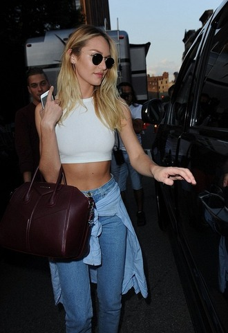 tank top top inspo beauty jeans short top crop tops crop top accessories