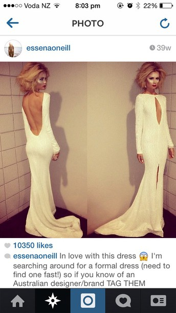 dress blogger