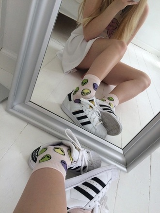socks alien aesthetic aesthetic tumblr aliens grunge cute socks