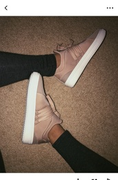 shoes,dusty pink