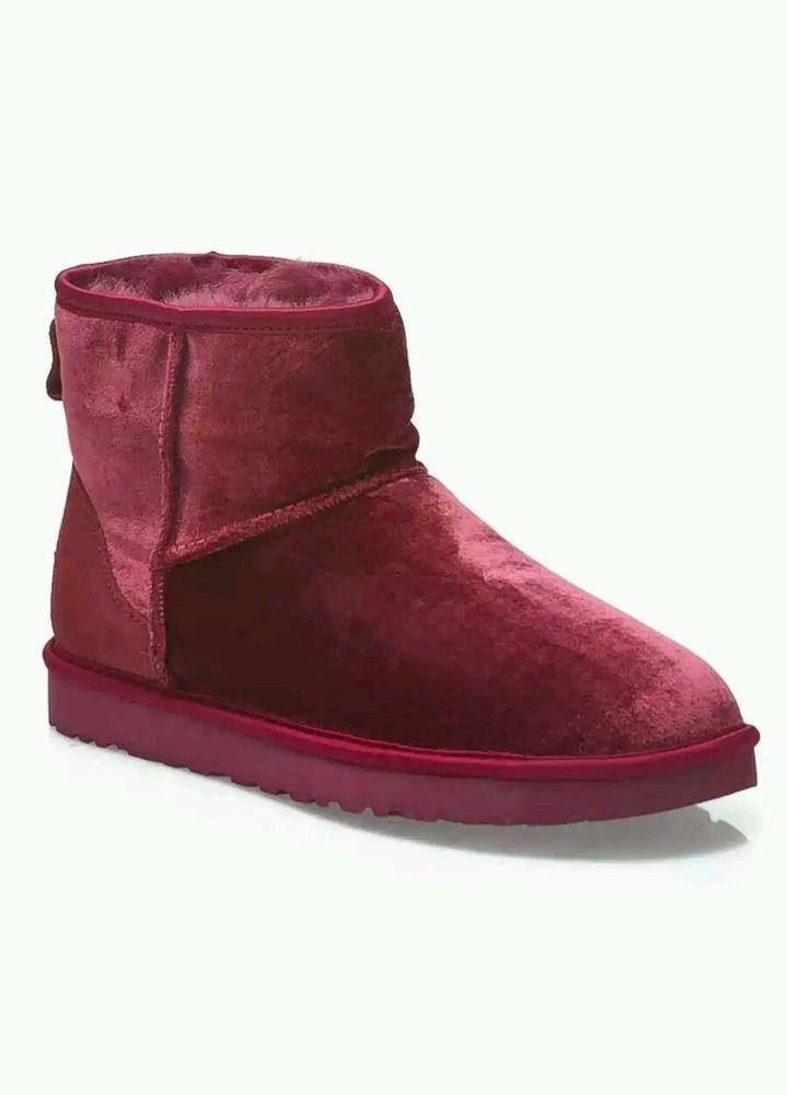 Classic Mini van Ugg Australia in leer. | Ugg boots, Boots, Uggs