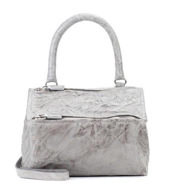 Givenchy bag shoulder bag leather grey