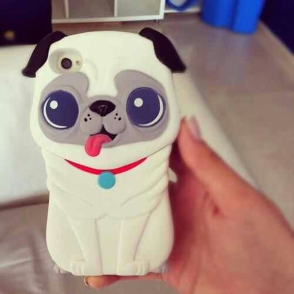 Phone Cover Dog Cute Iphone Case Iphone Animal Pugs