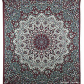 home accessory,tapestry,mandala
