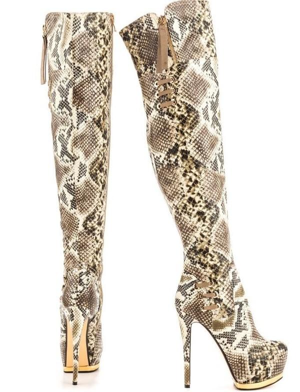 boots heels high heels