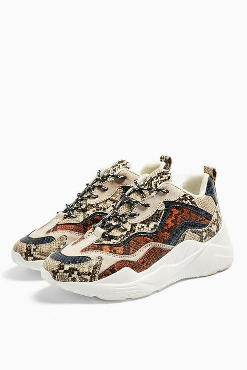 Cancun Chunky Trainers - Multi