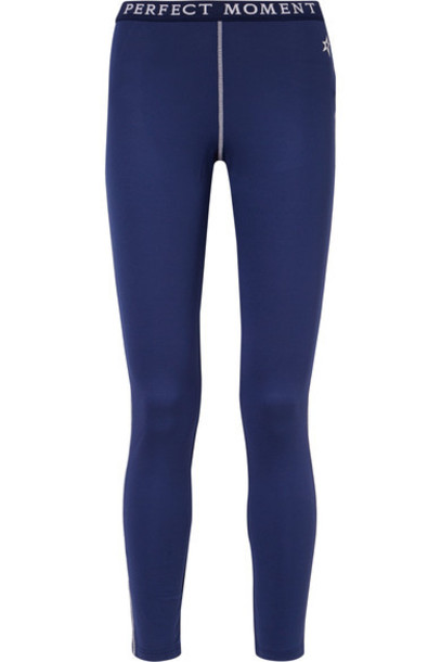 leggings navy pants