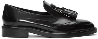 tassel loafers black shoes