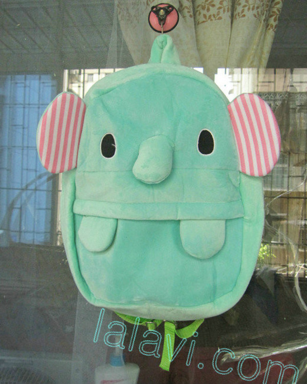 bag elephant backpack sentimental circus sanrio kawaii