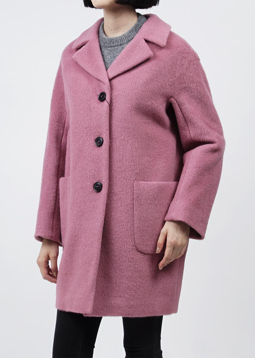 e1bf7f07a7e8 Modern Blue Rakuten Ichiba Shop | Rakuten Global Market: MaxMara /WEEKEND  Max Mara / coat /PIOMBO / rose ...