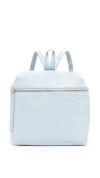backpack blue sky blue bag