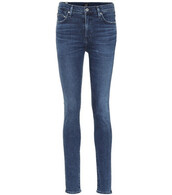 jeans,skinny jeans,high,blue