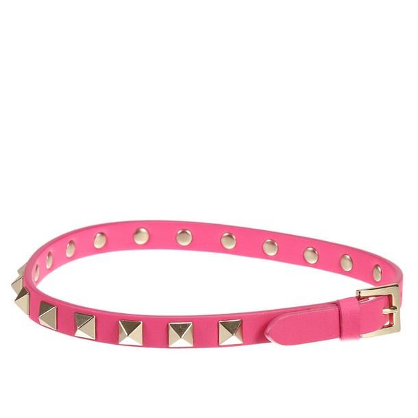 Valentino Garavani studs leather jewels