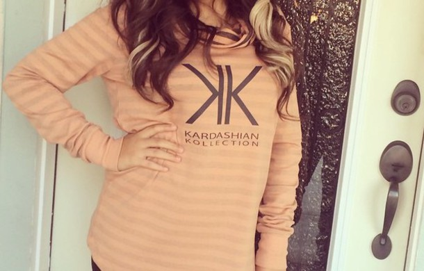 sweater kardashian kollection
