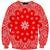 Red/Black Bandana Sweatshirt, #shirt, #paisley, #hoodie, #sweater, #fashion, #art, by Bandana Fever