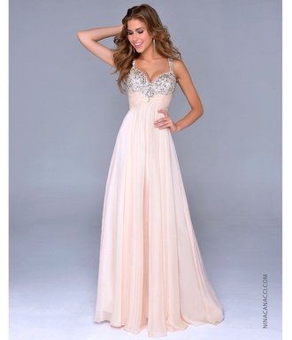 dress nude dress prom dress formal event outfit coral dress