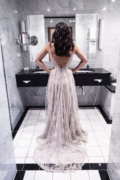 Dress Grey Girly Cute Cute Dress Style Fashion Grey Girl Tumblr Dress Prom Elegant