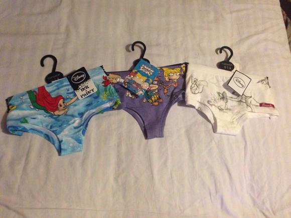 disney underwear