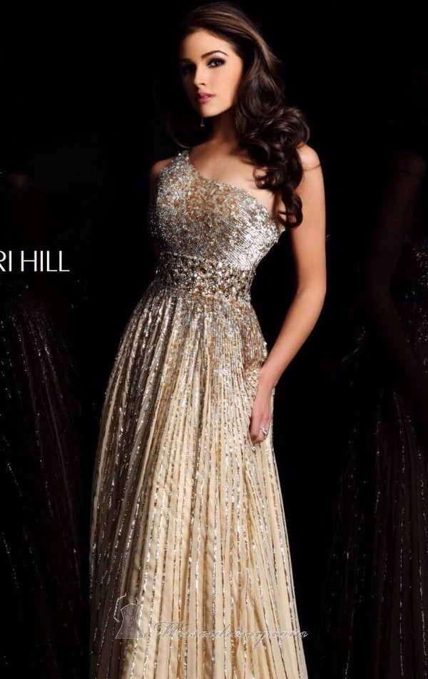 dress prom? sheri hill