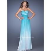 dress,ombre,ralph lauren femme,high-low dresses,black dress,spring