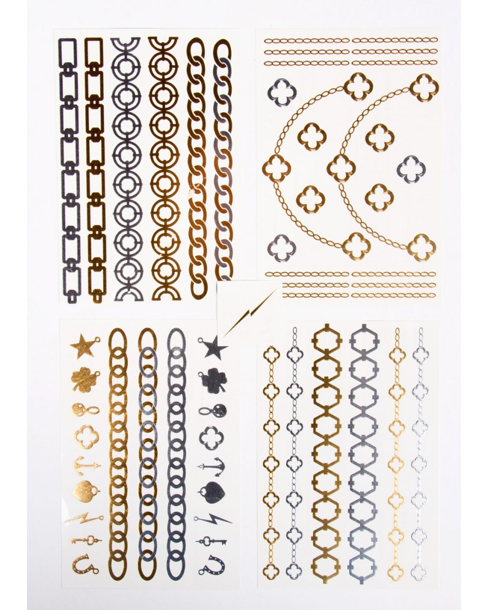 Flash tattoos chloe