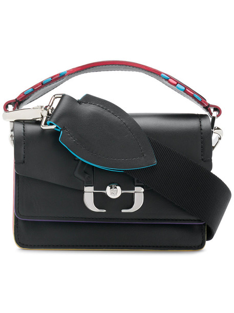 PAULA CADEMARTORI mini women bag mini bag leather black